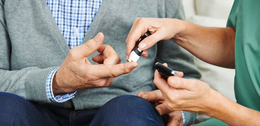 Diabetes in home care