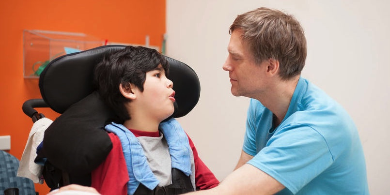 In home care developmentally delayed