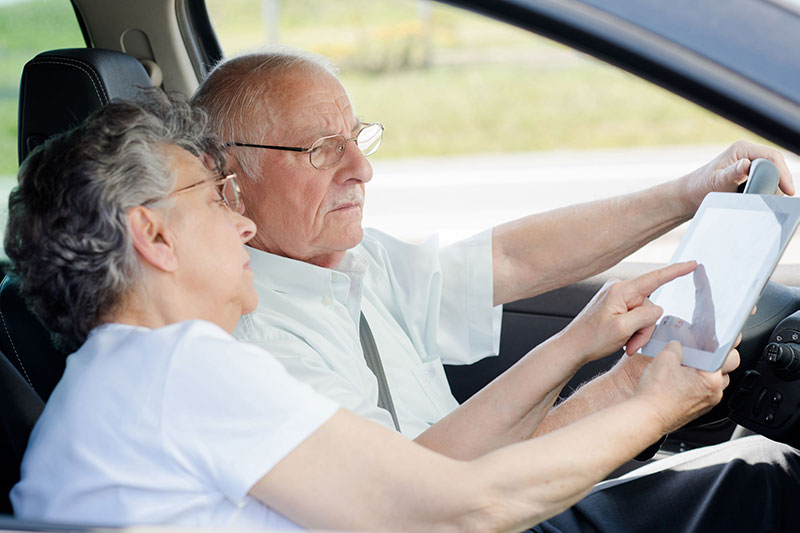 seniors safe driving Calgary