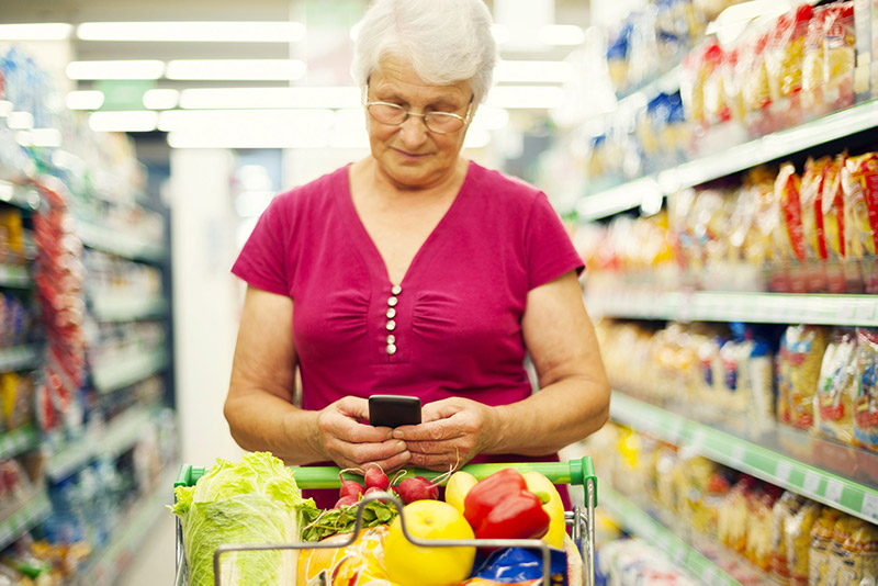 ways seniors can save money