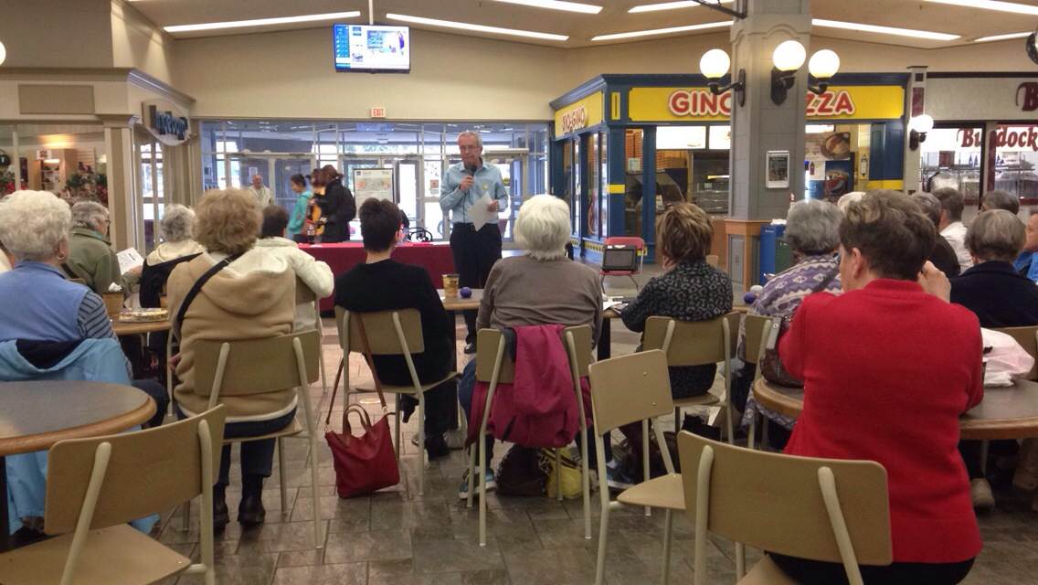 London, Ont. Dementia Workshop