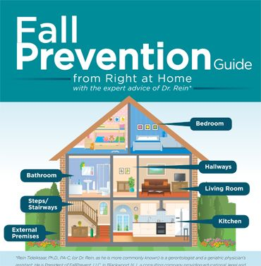 Fall Prevention for Seniors in Canada